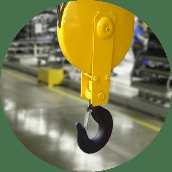 STD Engenharia | Serviços | Inspeções de Ganchos