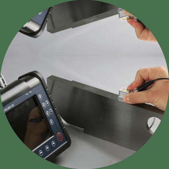 STD Engenharia | Serviços | Ensaios Não Destrutivos | Medição de Espessura
