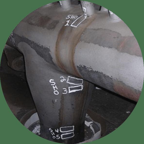 STD Engenharia   Serviços   Ensaios Não Destrutivos   Réplica Metalográfica