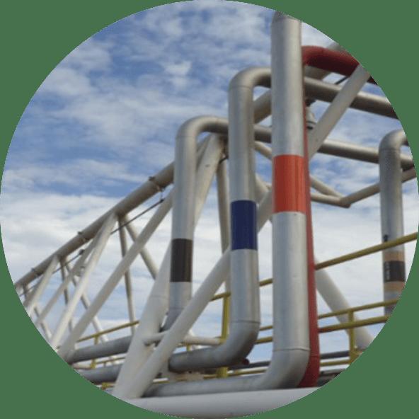 STD Engenharia | Serviços | Inspeções | Dutos e Tubulações